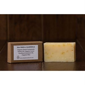 Picture of Tea Tree Calendula Bar Soap